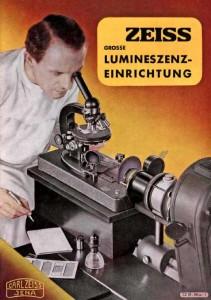 Zeiss Lumineszenz