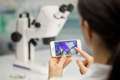 Labscope Iphone